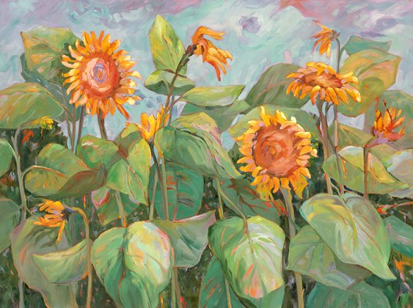 Berry – Sunflower II