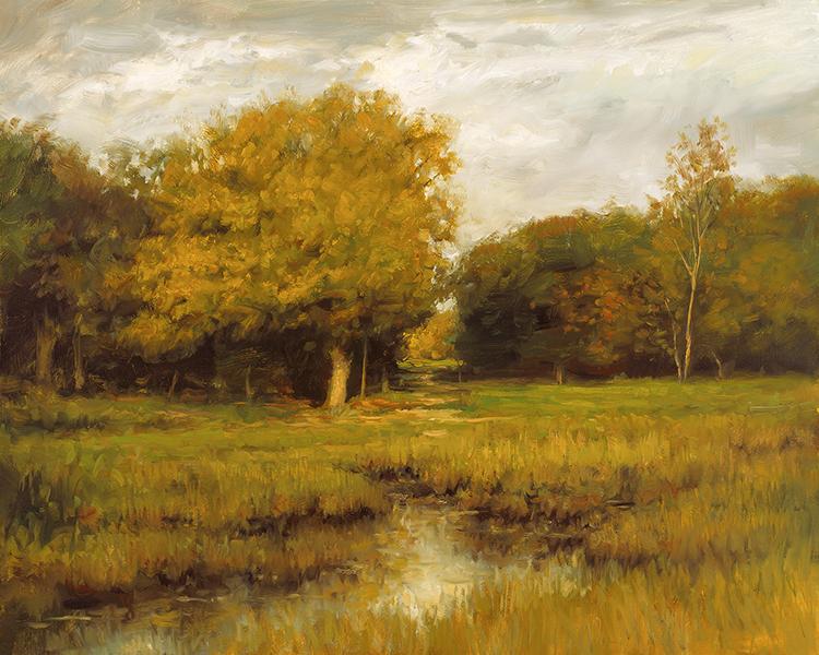 Sheehan - Gold Oak