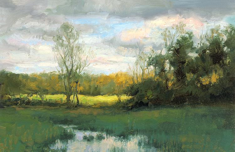 Sheehan - Tranquil Skies