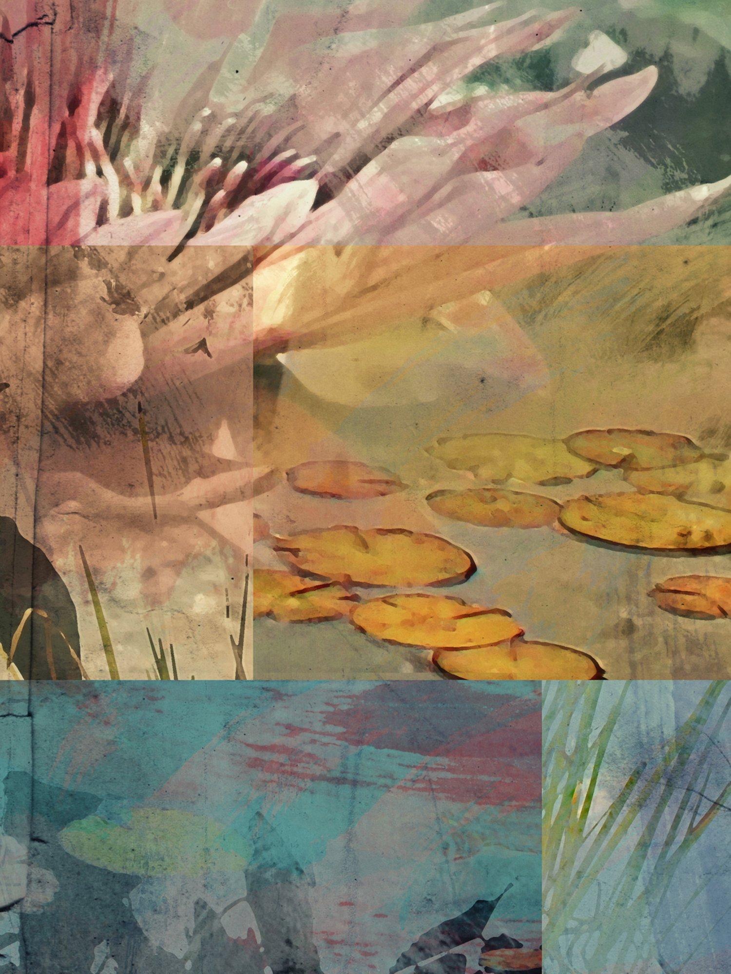 Watergarden I Section - A.A.S. Original